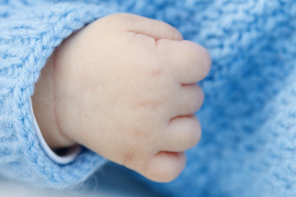 BABY SWADDLING